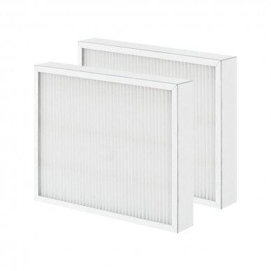 Domekt-R-300-V oro filtrų komplektas (290x205x46) 2