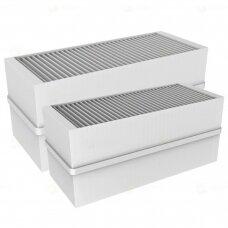 Filtrų komplektas rekuperatoriui BF VTR 150/B Ištraukimo ir tiekimo