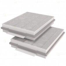 Filtrų komplektas rekuperatoriui PF VSR 150/B Ištraukimo ir tiekimo