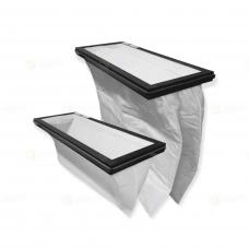 Filtrų komplektas rekuperatoriui BF VTR 500/B Ištraukimo ir tiekimo