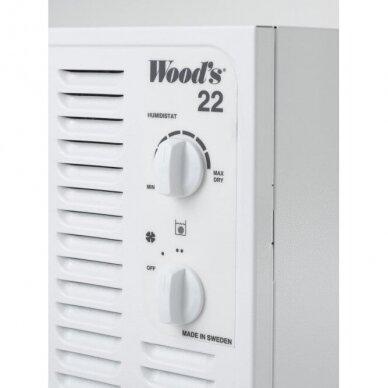 Oro sausintuvas Wood's SW22F 3