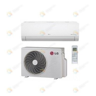 Sieninis SPLIT oro kondicionierius LG Standard (R32) S09EQ